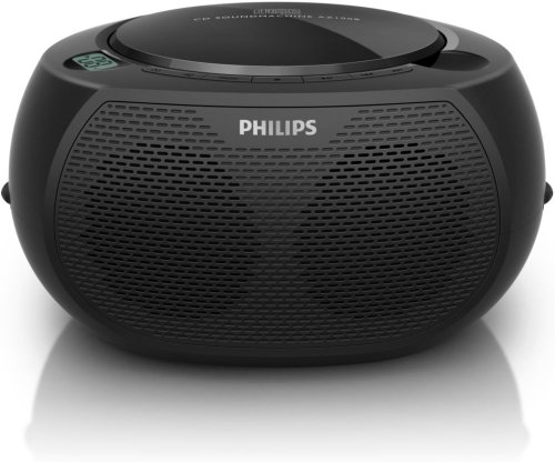 Philips AZ100 Radiorekorder ( CD-Player) - Tragbare Cd-player Kleine,