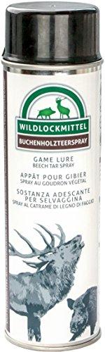 EUROHUNT Buchenholzteerspray Lockstoff, Buchenholzteer, 500 ml