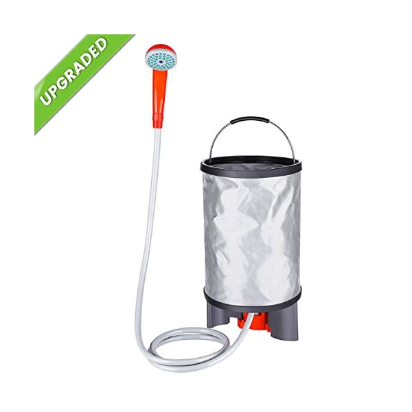 Baban Portable Outdoor Shower 1