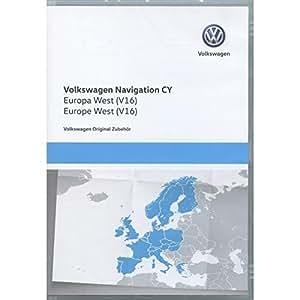 volkswagen 1t0051859an original dvd rom navigation v15. Black Bedroom Furniture Sets. Home Design Ideas
