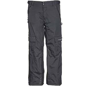 COX SWAIN men 2-layer ski / snowboard pant trouser ICE LTD, Colour: Black, Size: XL
