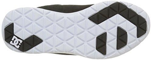 DC Shoes  Heathrow Le, Espadrilles Homme Noir (Bma)