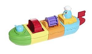 Tomy Infant - Barca con Motor y Piezas combinables (Bizak 30692453)