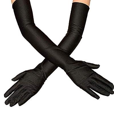 KNVGTH 1Pair Long Finger Elbow Sonnenschutzhandschuhe Handschuhe 4 Farben