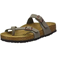 Amazon.it  Birkenstock MAYARI infradito grigio 5040be23eac