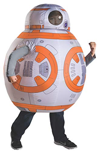 Star Wars VII Deluxe BB-8 Inflatable Child Costume One ()