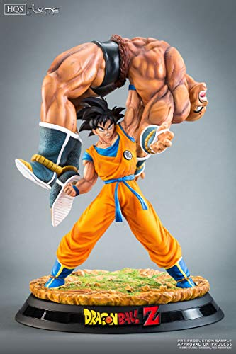 Tsume - Statue Dragon Ball Z - The Quiet Wrath of Son Goku by 5453003570974