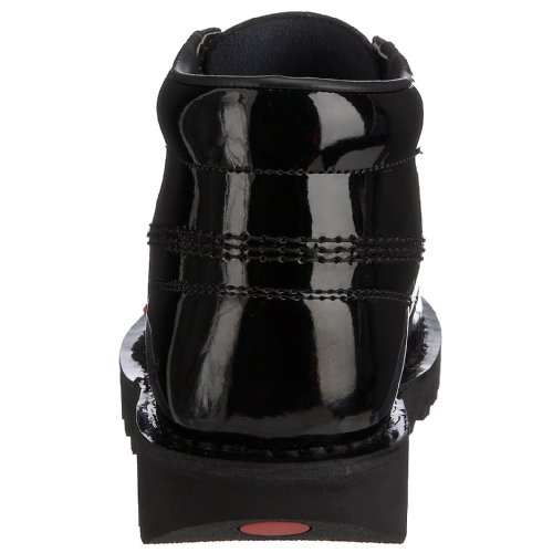 Kickers Bottines Classiques Femme Noir (Black Patent)