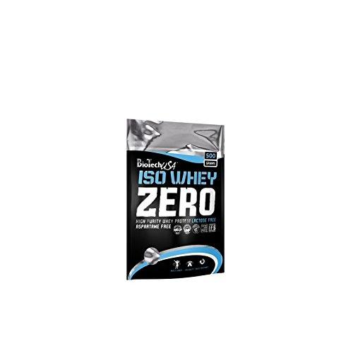 Biotech USA Iso Whey Zero, 1er Pack (1 x 500 g)