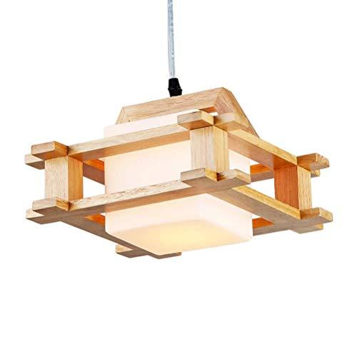 Lighting Chandelie Modern Minimalist Strip Holz Stufenlos Dimmen Pendelleuchte Deckenbeleuchtung Büro Arbeitszimmer Esszimmer Schlafzimmer LED Patch