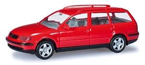 Herpa 012249-004-Minikit Volkswagen Passat Variant, Modelo en Miniatura