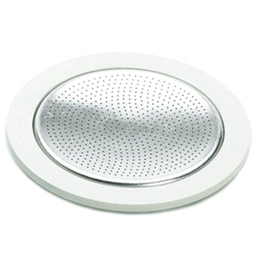 41j503hmupL. SS500  - Bialetti Washer and Filter Set To Suit - Moka Dama 1 Cup, Replacement Part