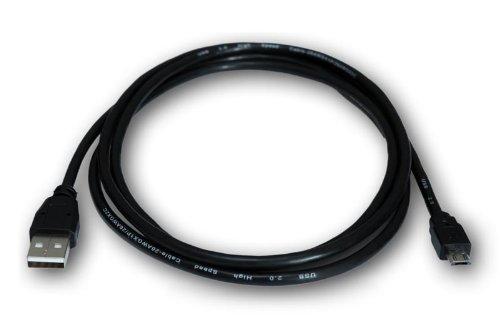 USB Kabel für Nikon Coolpix S9600 Digitalkamera | Datenkabel | Länge 2m