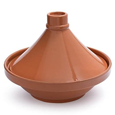 "Sur La Table Glazed Terra Cotta Tagine U99032 , 12.5"" from Sur La Table"