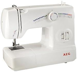 AEG 210 - Máquina de coser, 25 programas y diferentes funciones de AEG