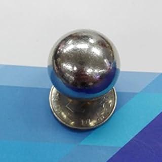aomag® 4PCS NdFeB Magnet Kugeln 25mm Durchmesser Starke Magnete Neodym Permanent Magnete Rare Earth N42NiCuNi