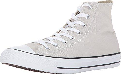 Converse Chuck Taylor All Star Seasonal Colors High Top Shoe Pale Putty Men's Size 8.5/Women's Size 10.5 -