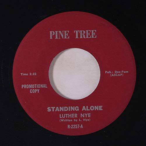standing alone 45 rpm single