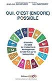 Oui, c'est (encore) possible: Oui c'est (encore) possible d'atteindre d'ici 2030 les 17 objectifs de développement durable des Nations Unies...
