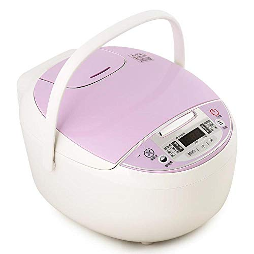 Lxj Rice Cooker Smart Reis Reiskocher 5L Liter Haushalt große Kapazität-Herd 4-6-8 Personen