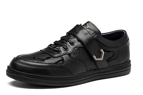 OPP Sneaker en Cuir Chaussures de Loisir A Lacets Pour Hommes