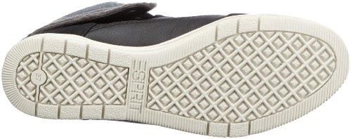 ESPRIT Randy Bootie H13110 Damen Fashion Sneakers Schwarz (Black 001)