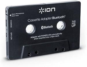 Ion Audio Cassette Adapter Bluetooth Music Receiver