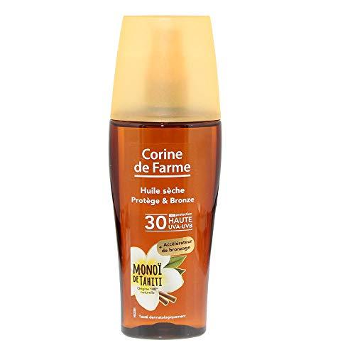 Corine de Farme Pflege-Öl/Bronze SPF30, 150 ml