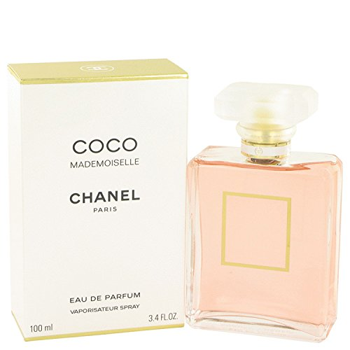 COCO Mademoiselle By_Chanel_Eau De Parfum Spray for women 3.4 FL OZ / 100 ml by InspireBeauty