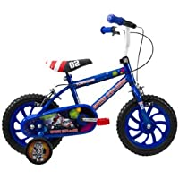 Townsend Boy's Space Explorer Bike - Blue, 3-5 Years
