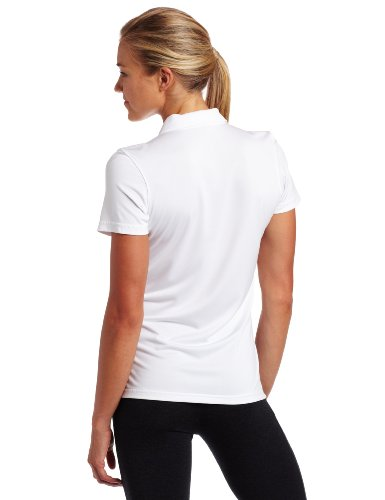 Asics Damen Official Polo weiß