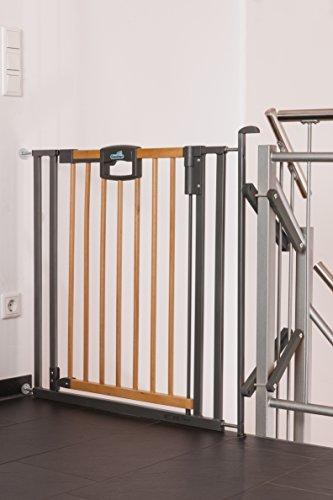 Geuther Türgitter Easylock Wood - 3