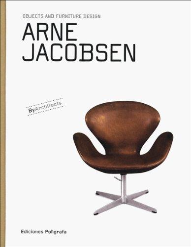 Arne Jacobsen. Muebles Y Objetos (Cartone) - Español (By Architects)