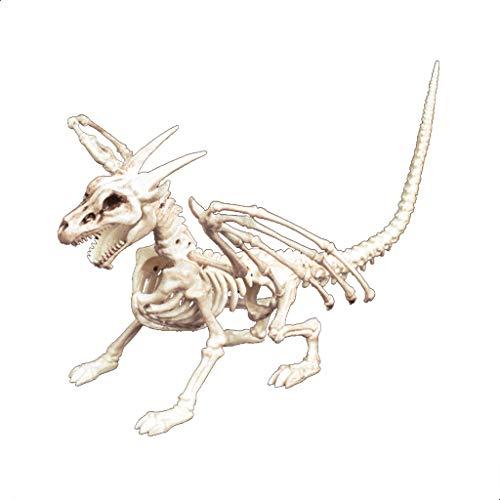 Sisyria Halloween-Tierskelett, Drachenskelett-Dekorations-Verzierungen Halloween-Dekorations-Knochen-Requisiten Halloween-heikles - Niedliche Kostüm Für Paare Billig