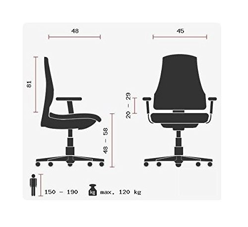 HJH Office – Suzuka Ii – Sillón de oficina