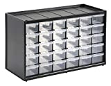 STANLEY 1-93-980 - Caja de Almacenamiento para Piezas pequeñas con 30...