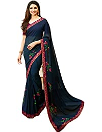 Stylla Mart Latest Collection Saree With Blouse Piece, Heavy Material Saree For Women-SMS1970_Stylla Mart