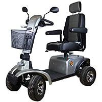 AIREL Mobility Scooter Eléctrico | Scooter Eléctrico 4 Ruedas| Scooter Eléctrico Adultos | Scooter Eléctrico con... de Airel