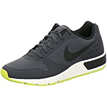Nightgazer LW, Zapatillas para Hombre, Multicolor (Anthracite/Black-Sail 002), 45.5 EU Nike