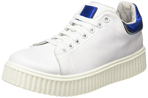 Coolway Damen Betty Sneaker Weiß (White)