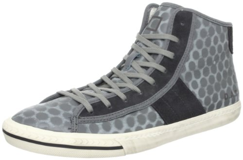 32103 sneaker D.A.T.E. TENDER HIGH scarpa donna shoes women Grigio