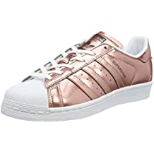 7ee08671ccc adidas Superstar W Copper Metallic Copper Metallic White
