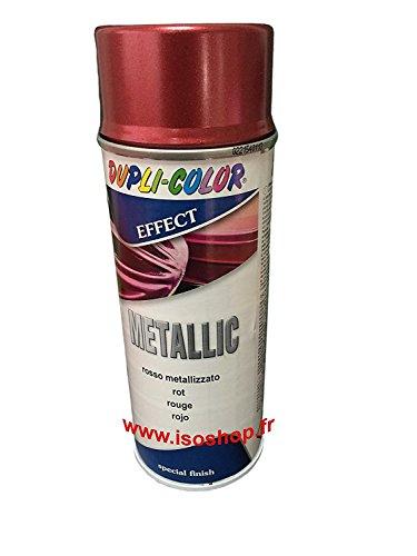 Metallic Rot Farbauswahl Lackspray Felgenspray Sprühfarbe Sprühdose Farbe Spraylack 400ml