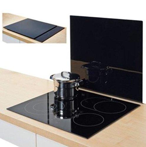 zeller-26284-piastra-di-copertura-per-piano-cottura-in-vetro-dimensioni56-x-50-cm-colore-nero
