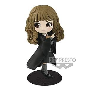 HARRY POTTER Granger Figura QPOSKET Hermione 14 CM, Multicolor (1)