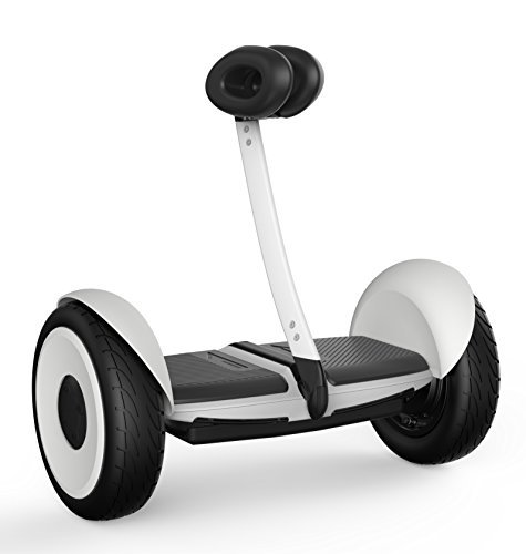 Ninebot by Segway MiniLITE Hoverboard Gyroscopique Blanc