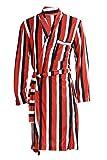 Mesky Bademantel Saunamantel für Damen und Herren Weich und Elastisch Cosplay Morgenmantel Hausmantel aus Baumwolle&Polyester Film Kostüm Zubehör