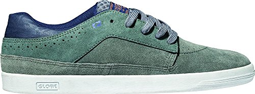 Globe The Delta, Herren Skateboardschuhe Charcoal Navy