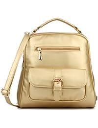 07d4371f5a2c Gold Women s Backpacks  Buy Gold Women s Backpacks online at best ...