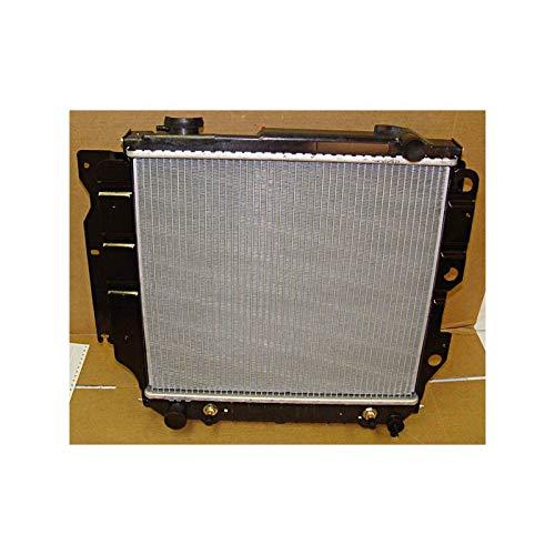 radiateur de refroidissement Jeep Wrangler TJ 1997-06